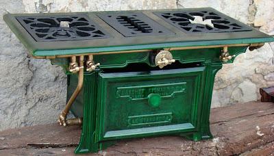 Antiguedades para jovenes septiembre 2010 - Cocinas de gas ikea ...