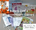 Fabby candy from Nikki at bunny-zoes blog to celebrate her blogoversary