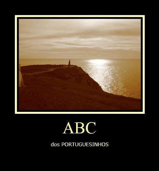 a,b,c, dos portuguesinhos