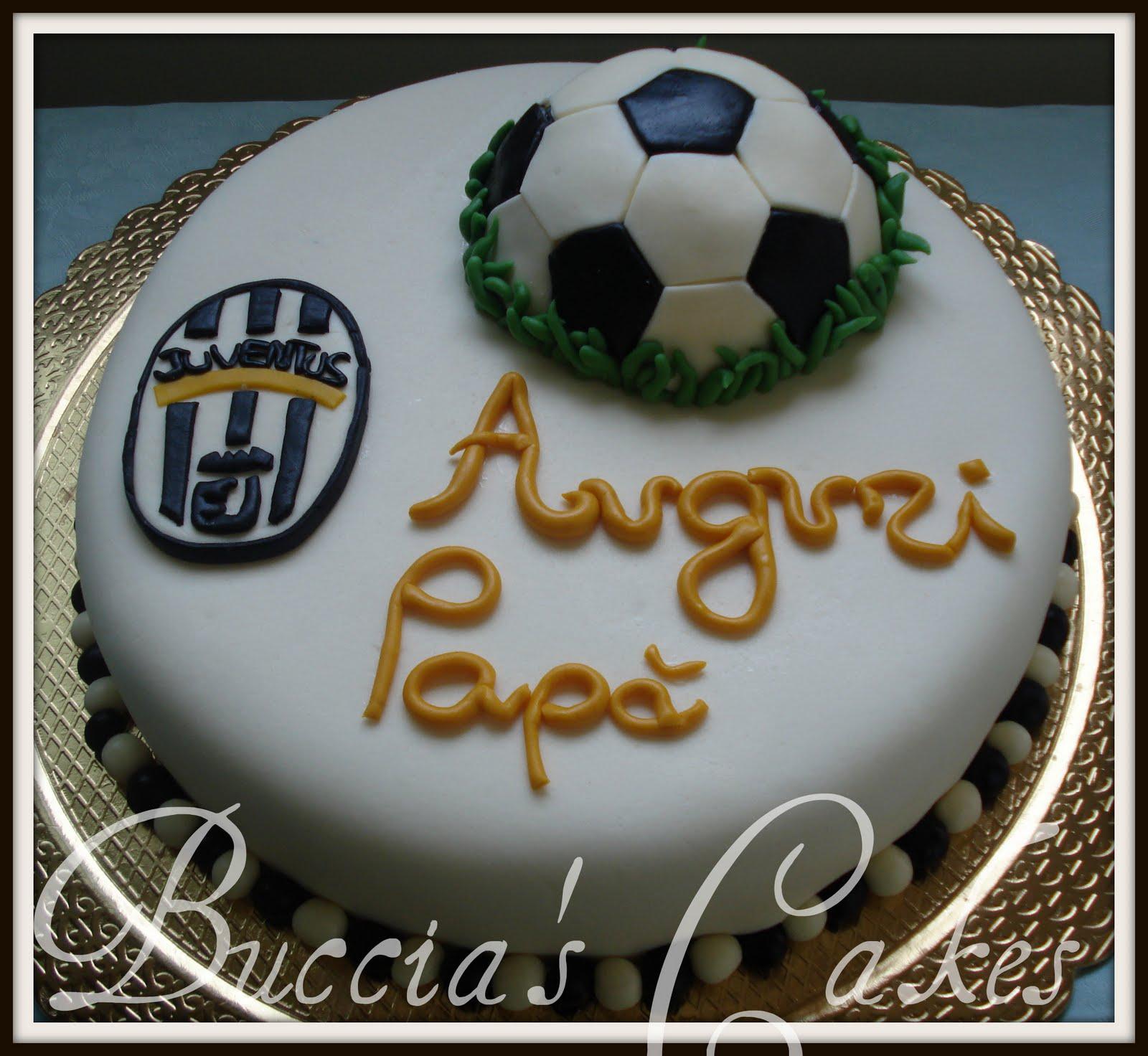 Bien-aimé Buccia's Cakes: Torta Juventus JX59