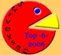 Top 6 Blogger 2006