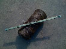 Funky Handmade Crochet Hook