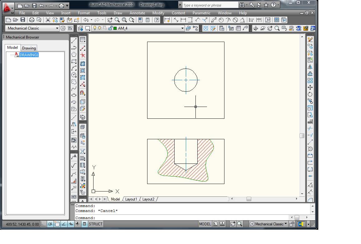 Tutorial AutoCAD como hacer curva spline