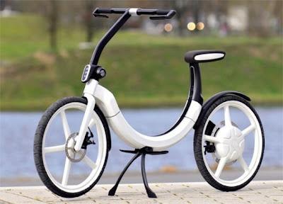 Video de la bicicleta electrica Bik.e de Volkswagen
