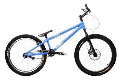 Foto de la bicicleta Inspired Fourplay Pro para steet trial