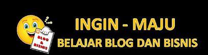 Belajar Blog dan Bisnis