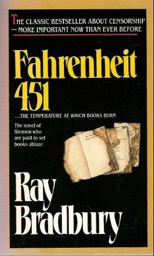 a personal critique of fahrenheit 451 a book by ray bradbury Fahrenheit 451 de ray bradbury : critique de livre shaligo - nimpradio  fahrenheit 451 part 1 book summary - duration: 2:33 ariana roco 7,618 views.