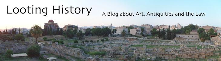 Looting History
