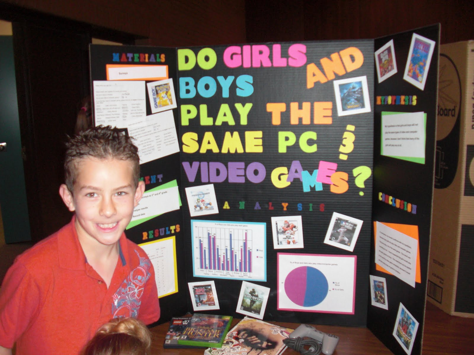 fourth grade science project Check out these fun 4th grade science fair projects and experiments we have a wide variety of science fair ideas for any interest.