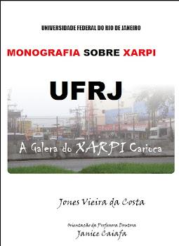Baixe a MONOGRAFIA de XARPI da UFRJ
