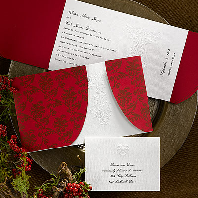 wedding including your invitations Carlson Craft offers brides a wide