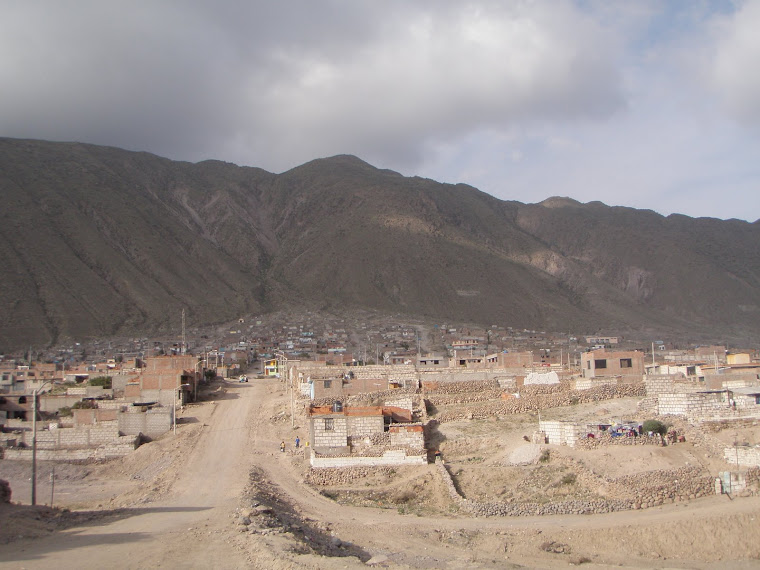 some village in Peru