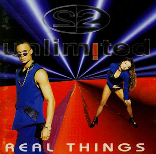 2 Unlimited - The  Real Things (1994)