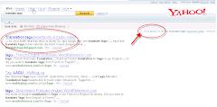 Tempat PERTAMA didalam Search Engine !!!