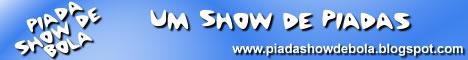 Piada Show de Bola - Um Show de Piadas
