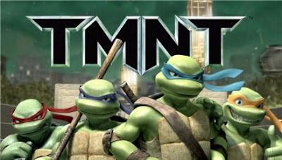 Tartarugas Ninja em filme live-action!