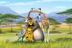 Paramount confirma Madagascar 3