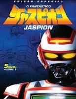 O Fantástico Jaspion: DVD