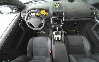 Tunnig: Porsche Cayenne turnada