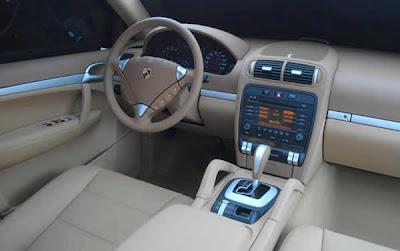 Porsche Cayenne Sport
