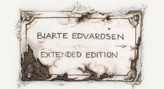 bjarte edvardsen. extended edition.