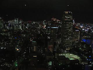 Tokio, maaliskuu 2009