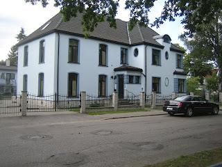 Asuintalo Pärnussa, elokuu 2006