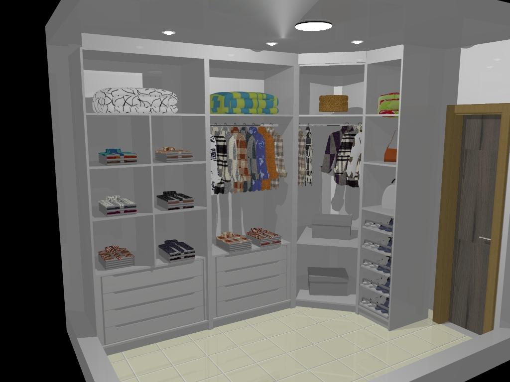 Nah Minha Casa: Projeto do closet e quarto dos filhos hoje #604830 1024 768