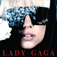 Lady Gaga - The Fame U.S.A. (Official Album Cover)