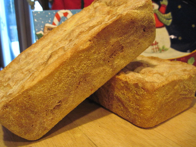English Muffin Bread Recipe