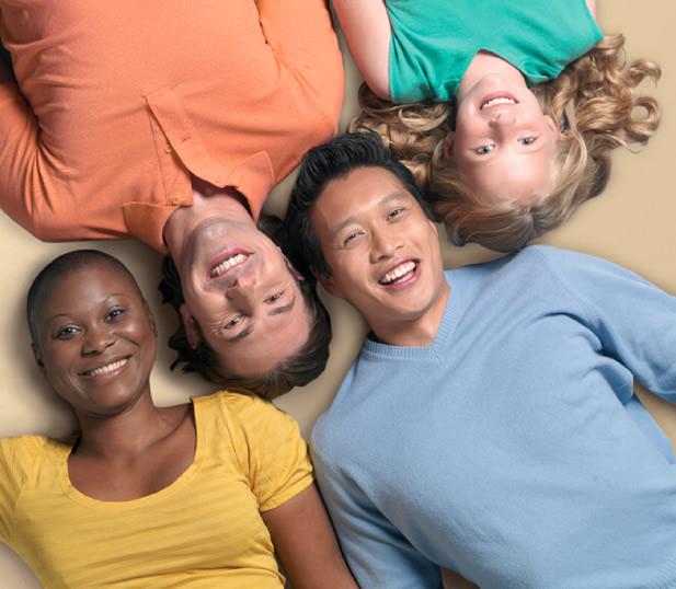 ¿Por qué las personas somos de diferentes colores de piel?