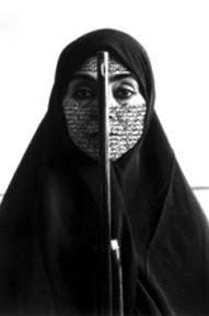 Shirin Neshat Rebellious, silence 1994
