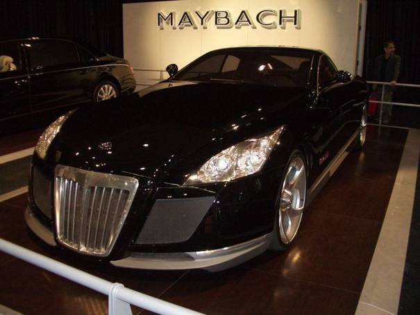 Maybach Exelero 2 - Most Expensive Cars In The World 2009-2010