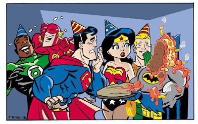 Blah Blah Blog Happy Birthday Superman