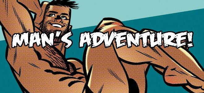 Man's Adventure