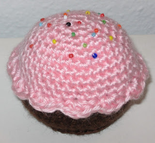 Ana Paulas Amigurumi Patterns & Random Cuteness: Cupcake!