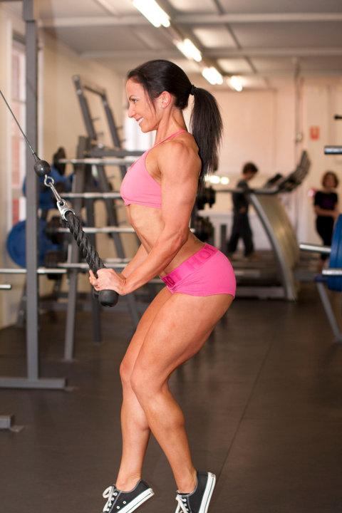 Asian women muscle legs suggest you