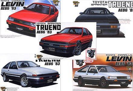 Toyota Corolla Ke50 Te51 Levin Te55 ,Trueno Te47 Sprinter ...
