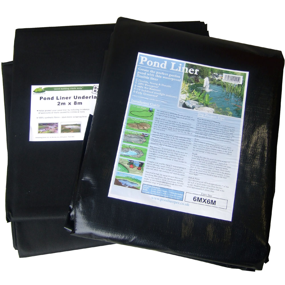 Blog pondkeeper buy pond liners underlay pumps for Koi pond liner calculator