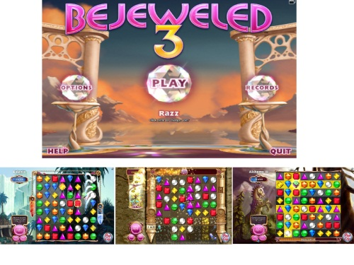 Free Download Bejeweled 3