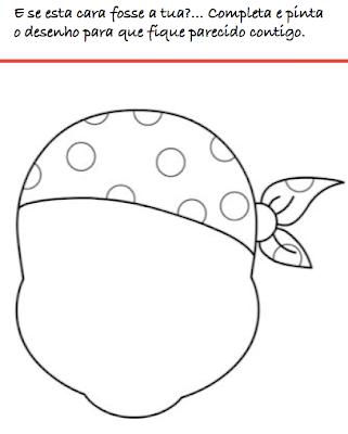 Picture+1 Desenhar rosto para crianças