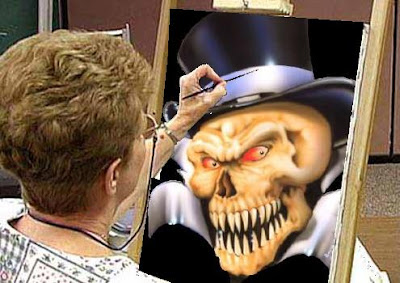 awesome Airbrush art Pictures