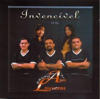 Altos+Louvores+ +Invencivel Baixar CD Altos Louvores   Invencível (2002)