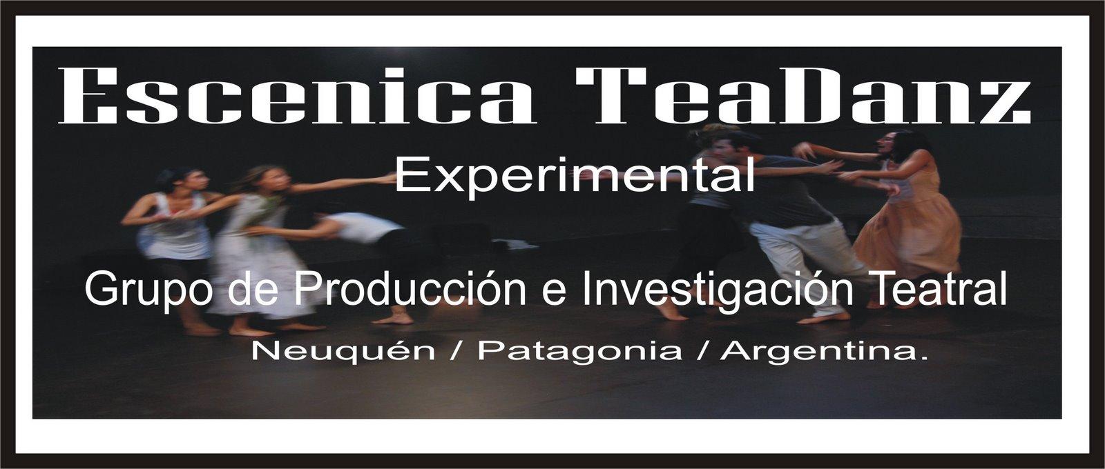 Escenica TeaDanz Experimental