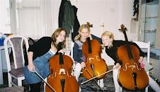 Absolutt cello i Praha høsten 08