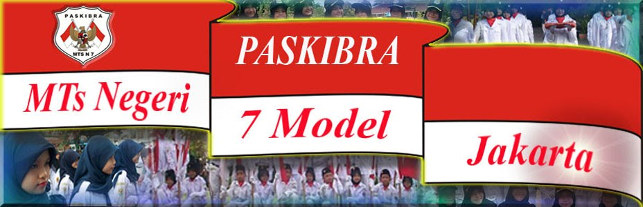 PASKIBRA MTs N 7 MODEL JAKARTA