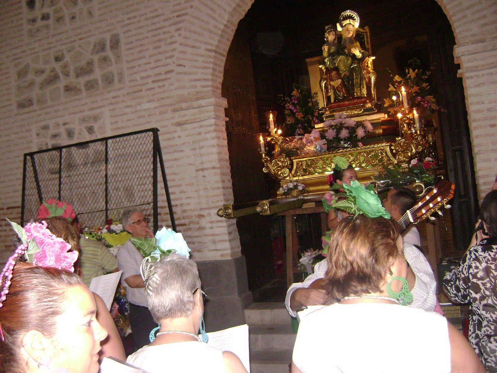Representaci n en la salida procesional de santa ana - Santa ana atarfe ...