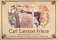 Carl Larsson Frieze