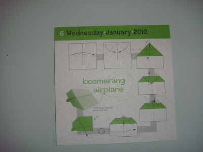 tuto boomerang origami