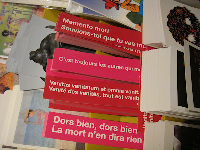 exposition Vanités